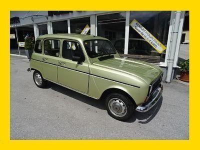 brugt Renault R4 GTL Limousine,