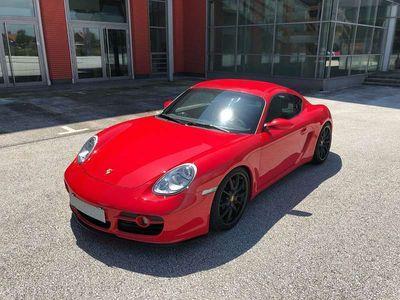 gebraucht Porsche Cayman S 3.4 Tiptronic Sportwagen / Coupé,