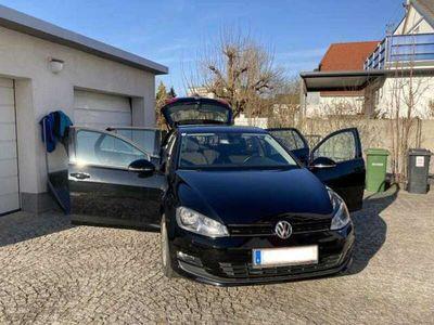 gebraucht VW Golf VII TDI
