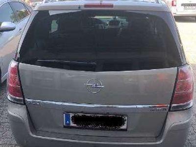 gebraucht Opel Zafira Cosmo 1,9 CDTI Aut.