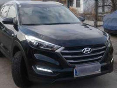 gebraucht Hyundai Tucson Comfort 1,6 GDi Limousine