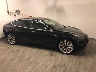 gebraucht Tesla Model 3 Long Range Performance + AP 3.0 + FSD aktiviert Limousine