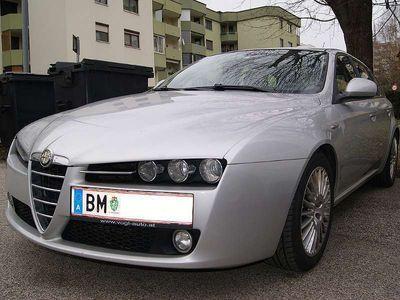 gebraucht Alfa Romeo 159 SW JTDM Kombi / Family Van,