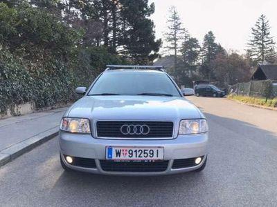 gebraucht Audi A6 Avant 1,9 TDI Multitronic