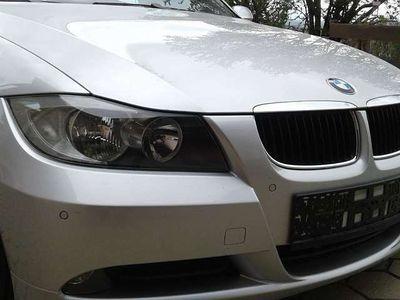 gebraucht BMW 320 3er-Reihe E90 D LIM M47 Limousine