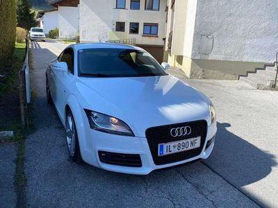 gebraucht Audi TT Coupé 2,0 TFSI S-tronic