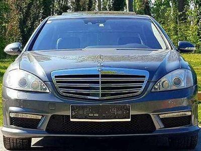 gebraucht Mercedes S600 lang Aut.