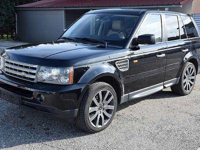 gebraucht Land Rover Range Rover Sport 3,6 TdV8 HSE *VOLLAUSSTATTUNG*