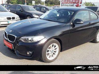 gebraucht BMW 218 2er-Reihe Coupe Diesel (F22) Coupé