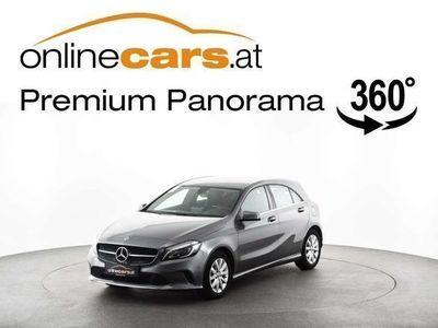 gebraucht Mercedes A180 A-Klassed LED TEMP NAV MEGAPREIS MEGAPREIS Limousine,