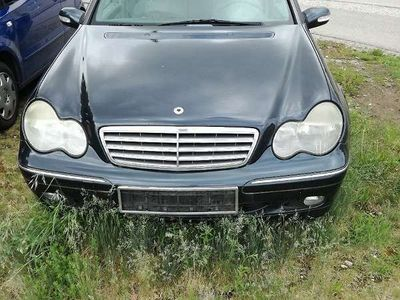 gebraucht Mercedes C200 C-KlasseLimousine