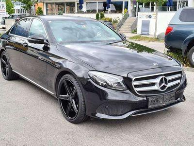 gebraucht Mercedes E220 Exclusive Aut.
