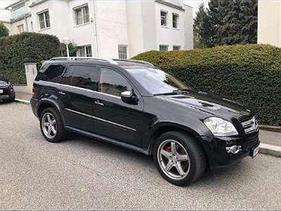 gebraucht Mercedes GL420 4MATIC SUV / Geländewagen