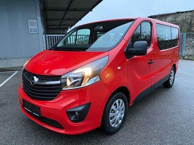 gebraucht Opel Vivaro Combi + L1H1 1,6 BiTurbo CDTI 2,7t