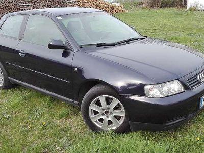 gebraucht Audi A3 1,8 8l Klein-/ Kompaktwagen