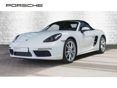 gebraucht Porsche 718 BoxsterBoxster DSG Cabrio / Roadster,