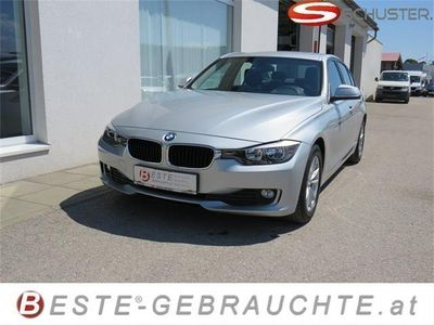 used BMW 320 d Limousine F30