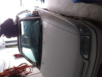 gebraucht Ford Escort Cabriolet 1.6 / Roadster,