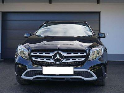 gebraucht Mercedes GLA180 d SUV / Geländewagen