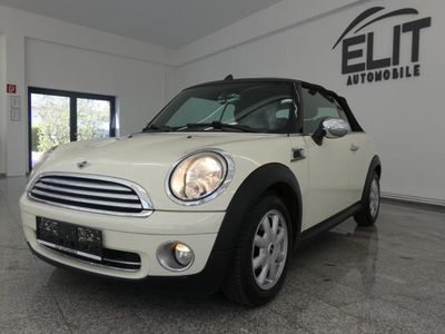used Mini One Cabriolet 1,6
