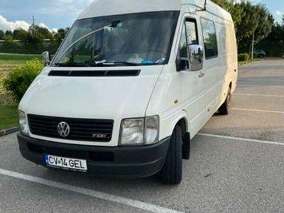 gebraucht VW LT 35 TDI Sped.Kmb. 2DK142/W78