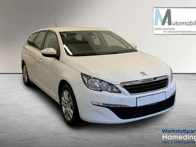 gebraucht Peugeot 308 SW Active BHDI 100 S&S *Klima-Navi-etc*
