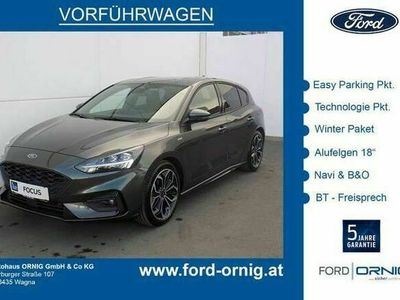 gebraucht Ford Focus ST-Line X 5trg. 1.0EcoBoost 125PS MHEV M6