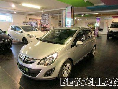 gebraucht Opel Corsa 1,2 ecoFLEX Österreich Edition Start/Stop System
