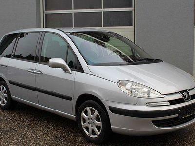 gebraucht Peugeot 807 ST Premium 2,0 HDI 110 (FAP)