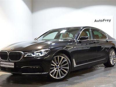 gebraucht BMW 730 7er-Reihe d xDrive Aut. Limousine,
