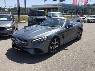 gebraucht Mercedes SL500 R107Roadster Cabrio / Roadster,