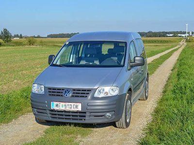 gebraucht VW Caddy Life EcoFuel - mit Erdgas nur 5 Euro/100 km Kombi / Family Van