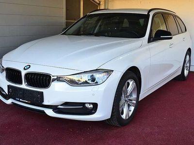 gebraucht BMW 320 Touring X-Drive Sport-Line /Xenon/ Sportsitze