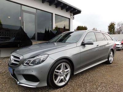 gebraucht Mercedes E350 BlueTEC 4MATIC Avantgarde Aut.**VOLLAUSSTATTUNG*