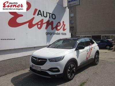 gebraucht Opel Grandland X Design Line 1.5CDTI Rückfahrkamera, Bl SUV