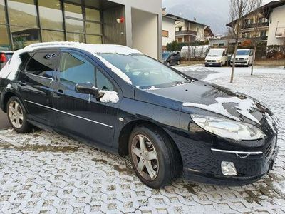 gebraucht Peugeot 407 SW Premium 2,0 HDI 136 Fix preis!!!Tiptronic (FAP)
