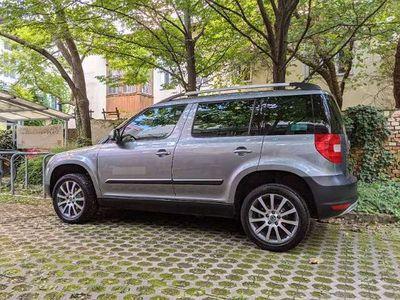 gebraucht Skoda Yeti 1.2 TSI, Sondermodell Adventure SUV / Geländewagen