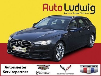 "gebraucht Audi A6 Avant 3,0 TDI clean Diesel Quattro intense S-tronic +NAVI+LEDER+20""ALU+TEMP NUR KURZE ZEIT: - € 3.000"