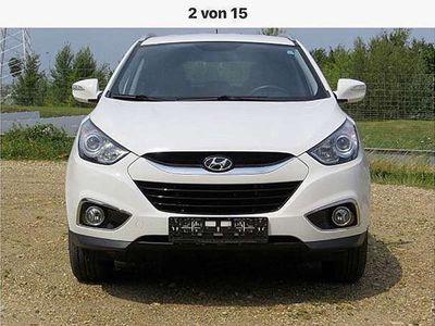 brugt Hyundai ix35 SUV / Geländewagen,