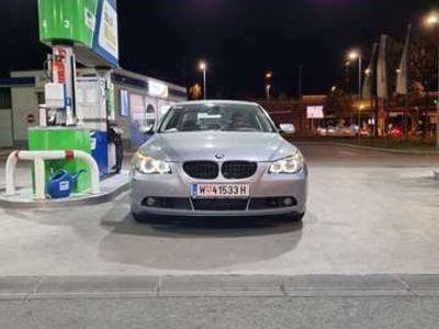 gebraucht BMW 530 530 5er-Reihe d (E60) Aut.