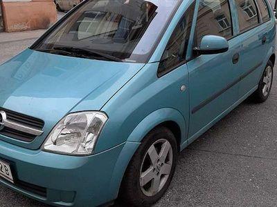 gebraucht Opel Meriva 1.7 Klein-/ Kompaktwagen