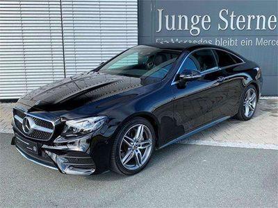 gebraucht Mercedes E300 Aut. Coupe AMG Line, COM, PSHD,