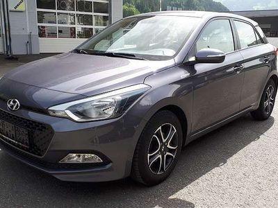 brugt Hyundai i20 1,25 Limited Plus Limousine,