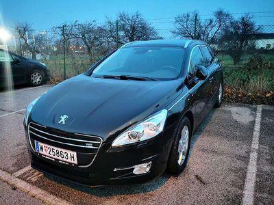 used Peugeot 508 1,6 HDi SW Kombi / Family Van,