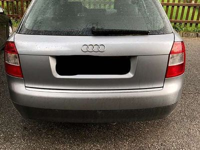 gebraucht Audi A4 Avant 1,9 TDI quattro sline Kombi / Family Van