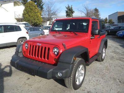 gebraucht Jeep Wrangler Sahara 2,8 CRD SUV / Geländewagen,