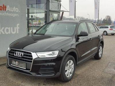 brugt Audi Q3 2.0 TDI quattro Austria