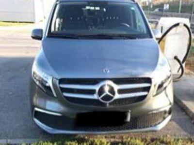 gebraucht Mercedes V300 d lang 4Matic 9G-TRONIC Avantgarde
