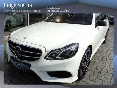 used Mercedes E220 BlueTEC 4MATIC T-Modell