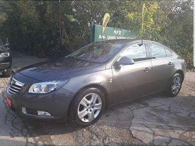 gebraucht Opel Insignia 2,0 Cosmo CDTI DPF Ecotec Aut. * 1.Besitz * Pickerl bis 10/19 * Sofort-Finanzierung, Lieferung sowie Eintausch Möglich * Limousine,
